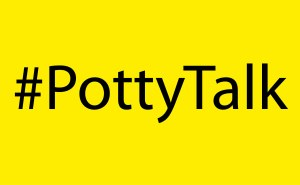 #PottyTalk